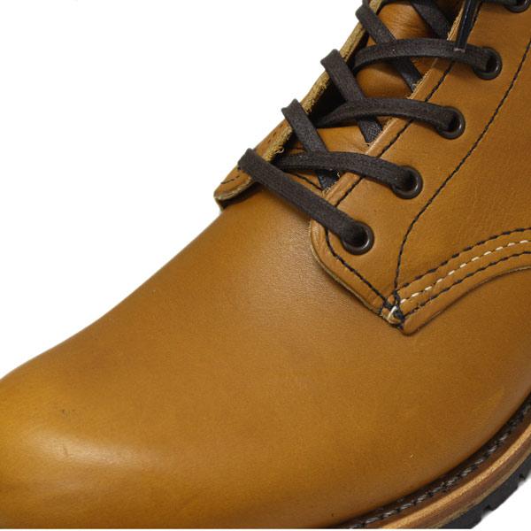 正規取扱店 REDWING レッドウイング 9013 BECKMAN ROUND BOOTSベックマンラウンドブーツChestnut Feather Stone Leather