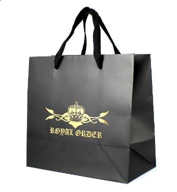ROYAL ORDER SHOPPING BAG