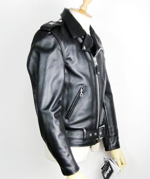 正規取扱 SCHOTT(ショット) VINTAGE ONESTAR RIDER'S JACKET(ヴィンテージワンスターライダースジャケット) BLACK ブラック