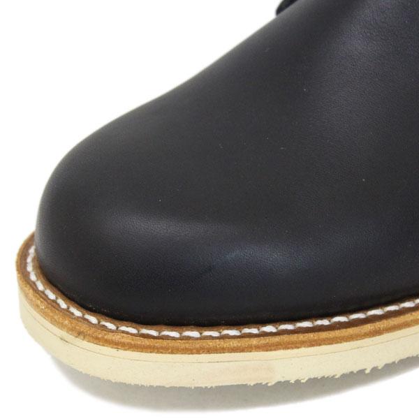 正規取扱店 CHIPPEWA チペワ 1955 ORG MODERN SUBURBAN モダン サバーバン プレーントゥブーツ BLACK