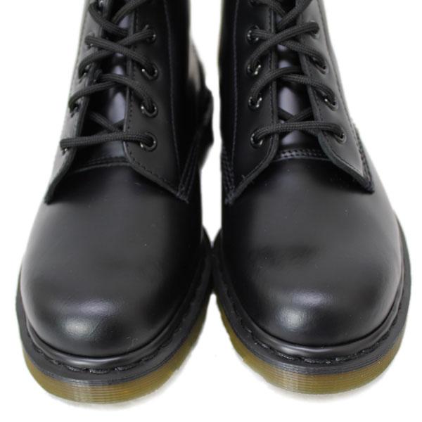 正規代理店 Dr.Martens ドクターマーチン 101 6EYE BOOT BLACK ブラック