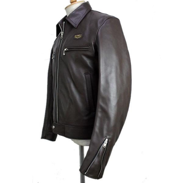 正規取扱店Lewis Leather(ルイスレザー) No.551 DOMINATOR (ドミネーター) BROWN ブラウン