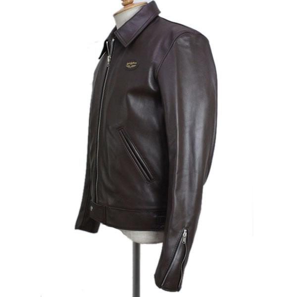 正規取扱店Lewis Leather(ルイスレザー) No.59 CORSAIR(コルセア) BROWN ブラウン