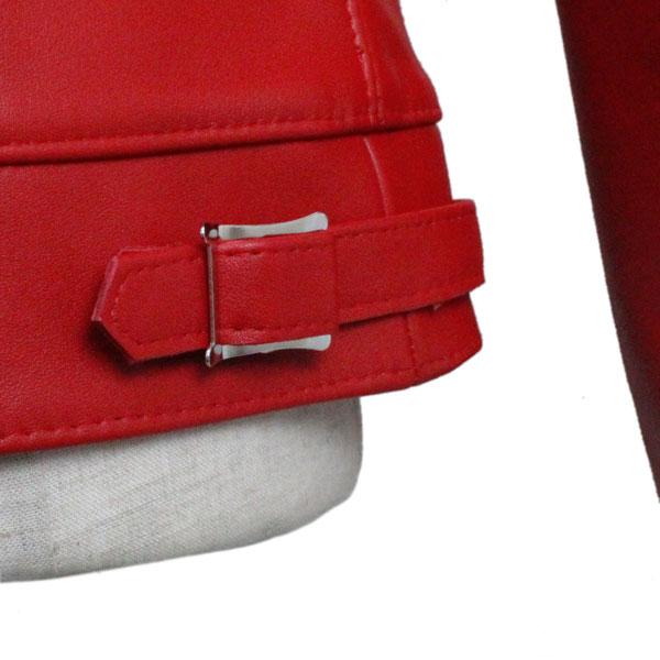 正規取扱店 Lewis Leather(ルイスレザー) No.59T CORSAIR TIGHT FIT(コルセア タイトフィット) RED レッド