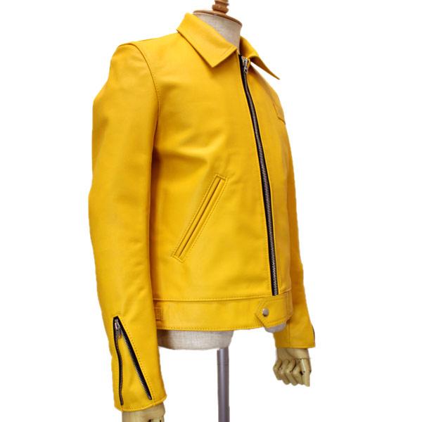 正規取扱店 Lewis Leather(ルイスレザー) No.59T CORSAIR TIGHT FIT(コルセア タイトフィット) YELLOW イエロー