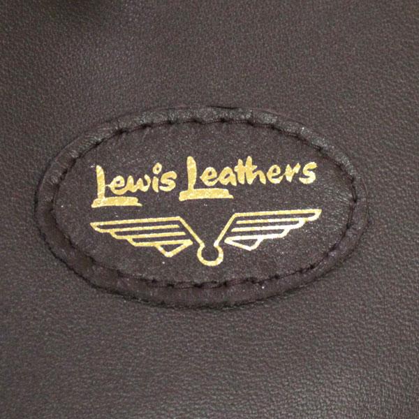 正規取扱店Lewis Leather(ルイスレザー) No.551T DOMINATOR TIGHT FIT(ドミネータータイトフィット) BROWN ブラウン