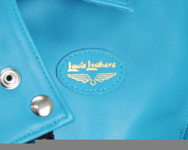 正規取扱店Lewis Leathers(ルイスレザー) No.391 LIGHTNING(ライトニング) TURQUOISE ターコイズ