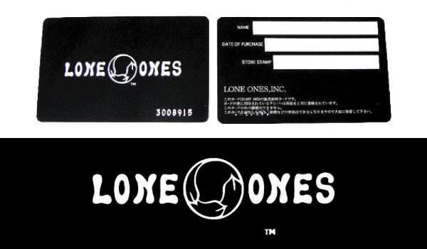 正規取扱LONE ONES(ロンワンズ)