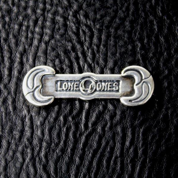 正規取扱LONE ONES(ロンワンズ) MFジッパーロングウォレット 財布 (SilverPlate)