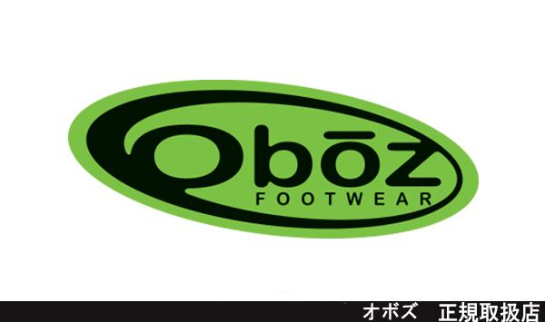 Oboz正規取扱店THREEWOOD