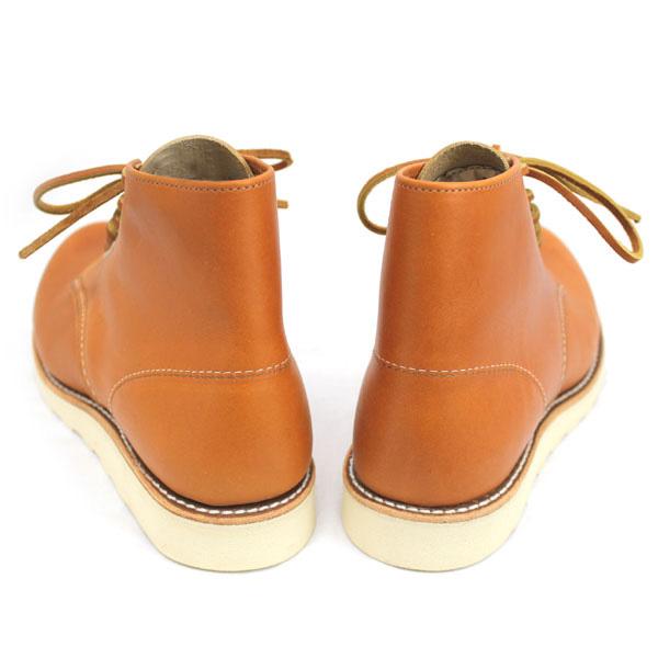 2011-2012新作 正規取扱店 REDWING (レッドウィング) 9871 6inch CLASSIC ROUND TOE ブーツ ゴールドラセットセコイア 犬タグ