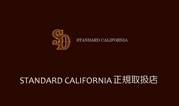 STANDARD CALIFORNIA(スタンダードカリフォルニア) 正規取扱店 THREE WOOD JAPAN