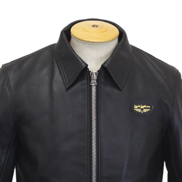 正規取扱店Lewis Leather(ルイスレザー) No.59 CORSAIR(コルセア) ブラック
