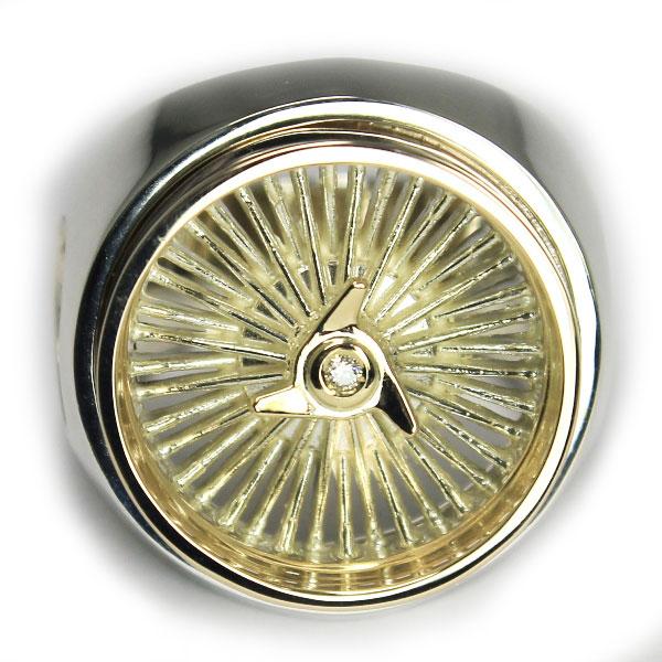 WIRE WHEEL RING ワイヤーホイールリング